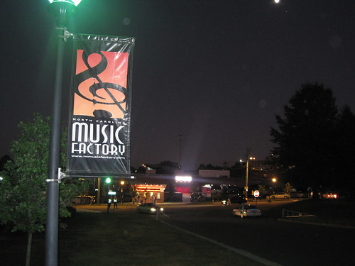 NC Music Factory (by: Michael Kuhn, creative commons license)