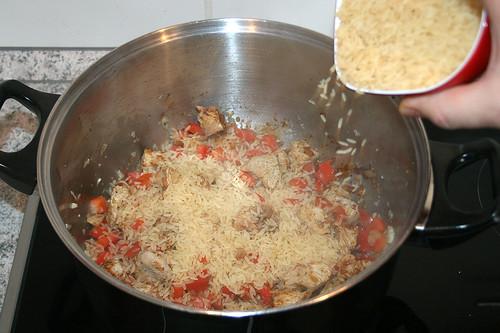 22 - Reis hinzufügen / Add rice