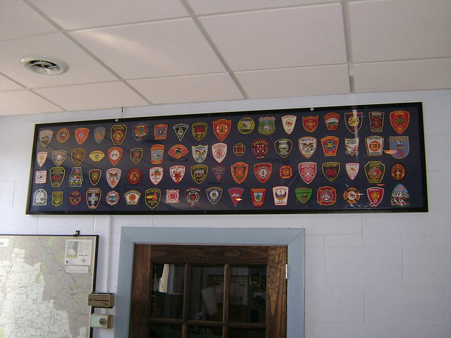 Patch board at Dispatch 051812
