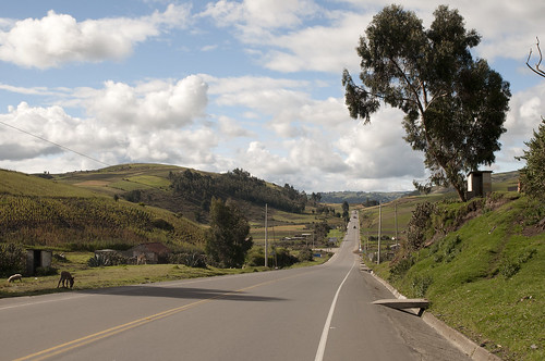 ecuador provincia paesaggi chimborazo