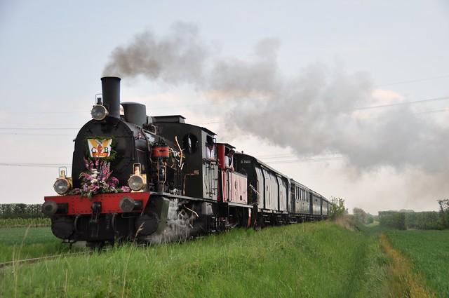 Bezienswaardigheden Zeeland Nr 10 Stoomtrein Goes-Borsele