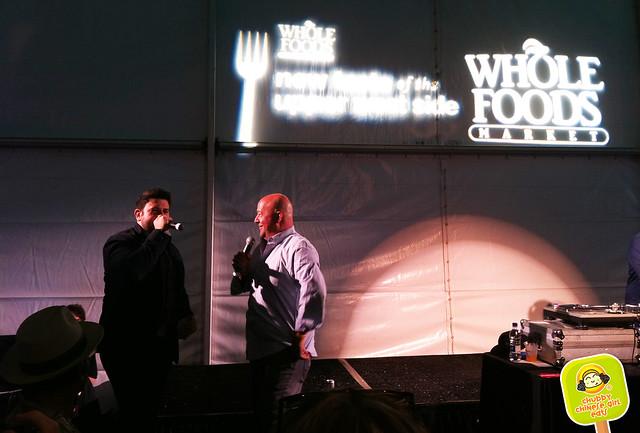 Andrew Zimmern @ Taste UWS 1
