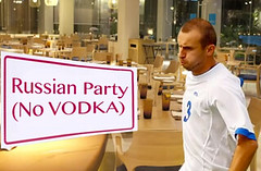 Say It Ain't So: Russia Bans Booze from Their Olympic Village