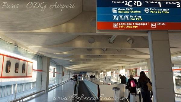 Paris - CDG Airport  (39)