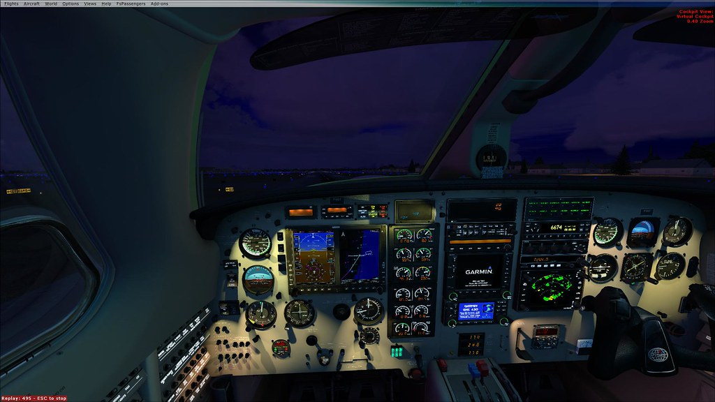 Turboprop Regional Airlines (FSX) | Spartan War Fighters