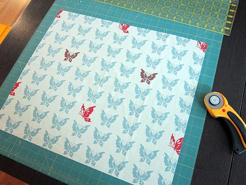 squaring fabrics