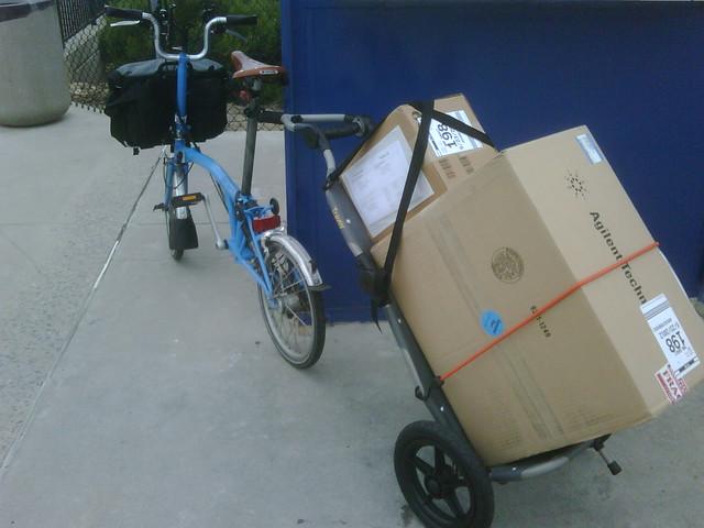 Chariot Travoy de chez Burley - Page 2 7262740456_2db3aa2680_z