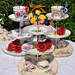 Vintage Tiered Cake Stand