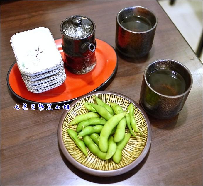 3 茶水與招待小菜