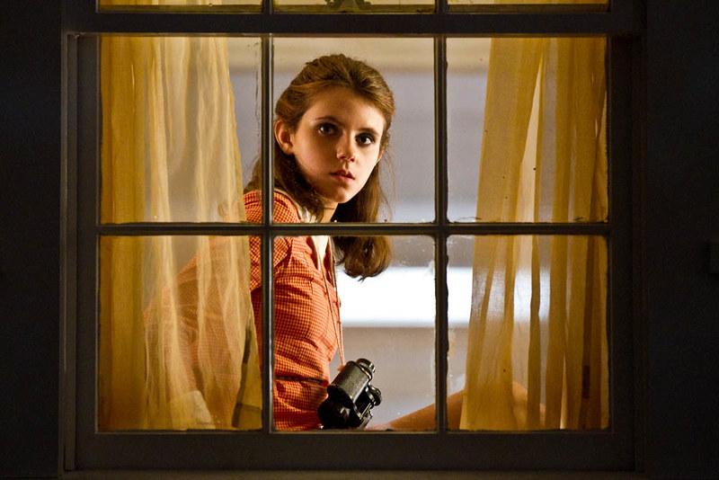 Kara through the looking glass