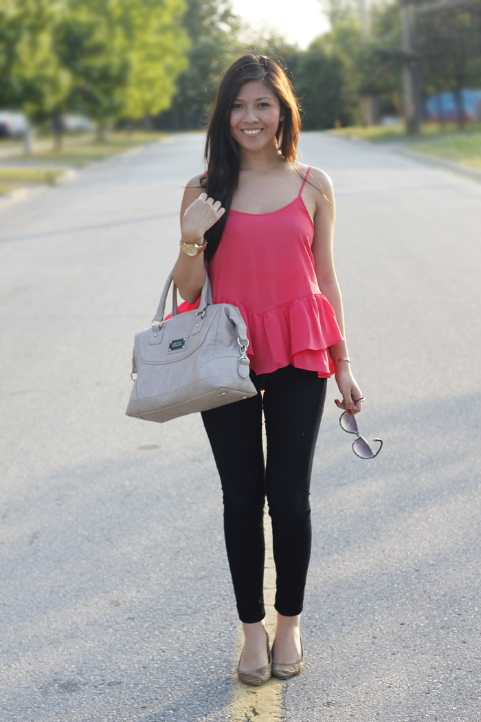 Tiered ruffled peplum (3)