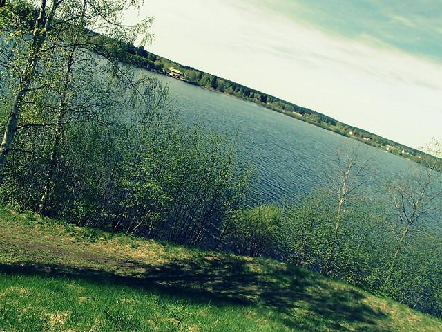 hirrween on kaunis järvimaisema