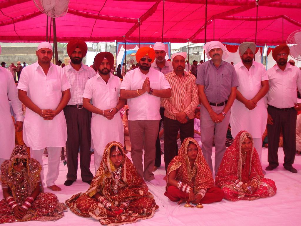 BJP Leader of Punjab Sukhminderpal Singh Grewal in the mar
