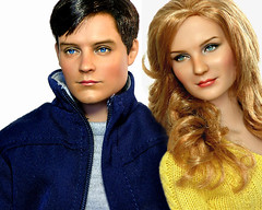 Tobey MaGuire, Tonner Repaint