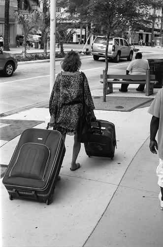 The true Bag Lady by Kasper83