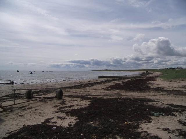 Boulmer Beach 001