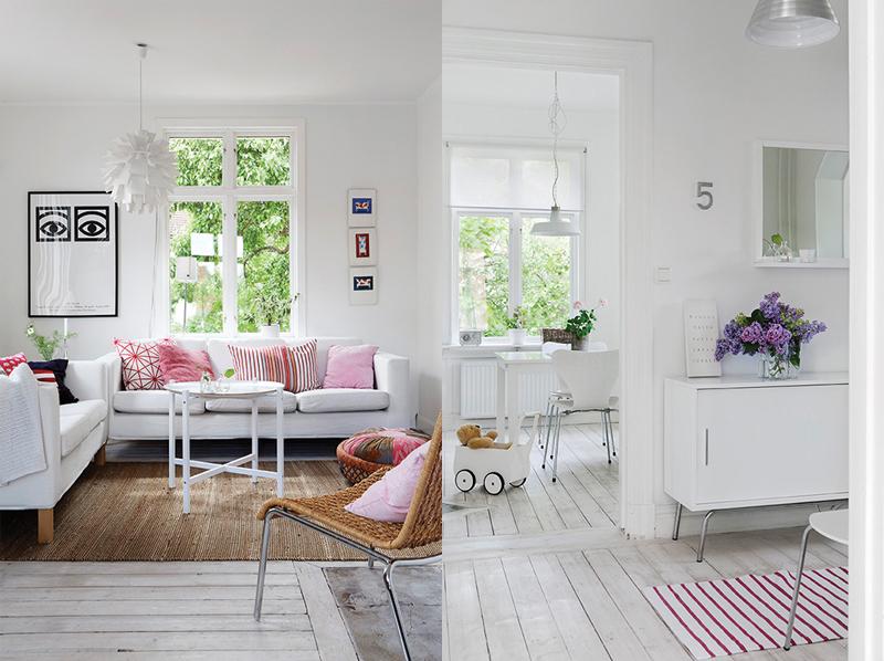 Alegra tu casa con un jarron con flores decorar tu casa - Como decorar jarrones ...