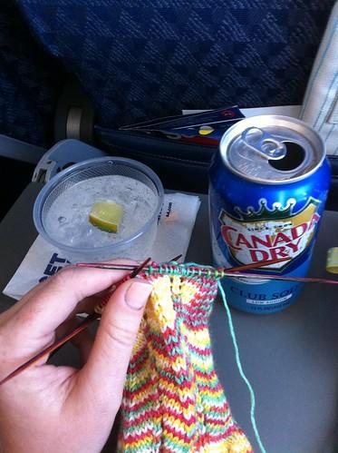 Socks on a Plane!