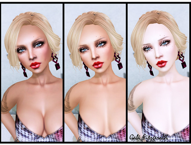 MiaSnow Skin Addiction's Skin Showcase - tones