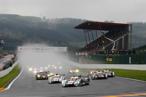 AUTO - WEC 6 HOURS OF SPA 2012