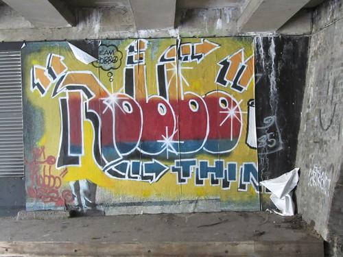 Robbo graffiti