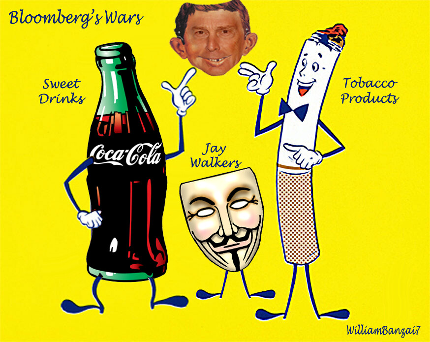 BLOOMBERG'S WARS
