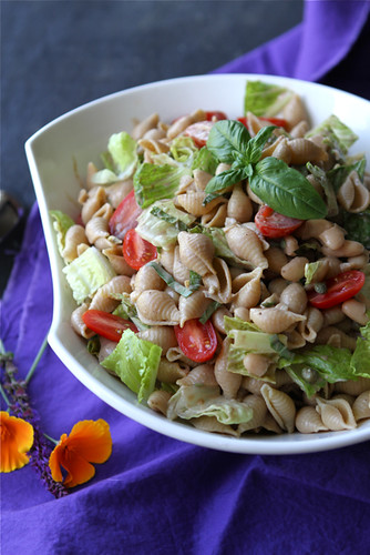 ... salad and spiced yogurt dressing southwestern pasta salad with creamy