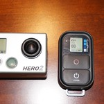 GoPro HD Hero2 with Wi-Fi Remote
