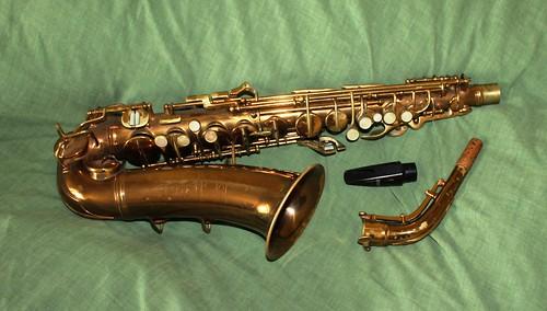Conn Alto Saxophone 1937 by xpisto1
