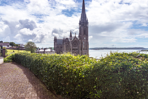 St. Colman's Cathedral is a Roman Catholic Cathedral located in Cobh, Ireland by infomatique