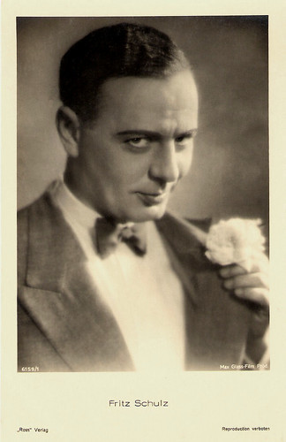 Fritz schulz actor bisexual