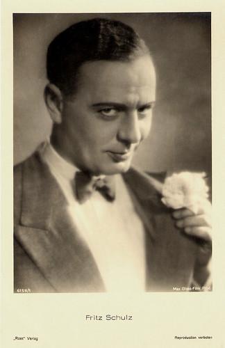 Fritz schulz actor bisexual