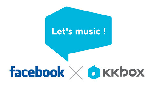 KKBOX+facebook