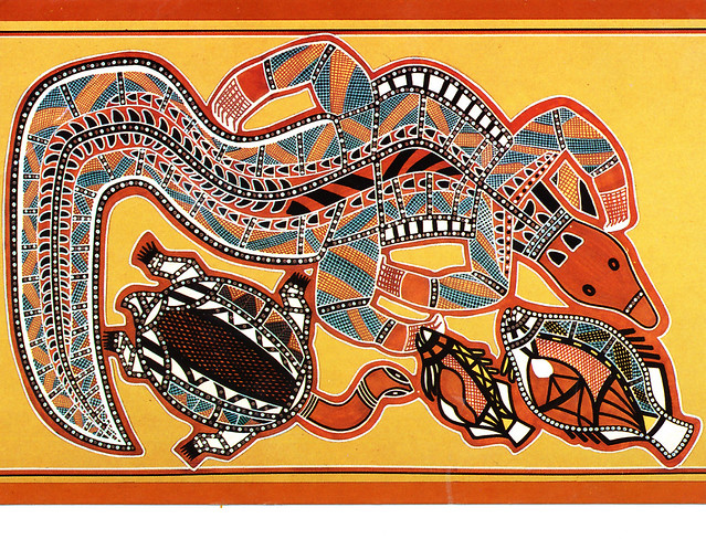 xray Aboriginal art Flickr Photo Sharing