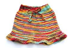 Gummy Bear Flippy Skirt (1-3T)