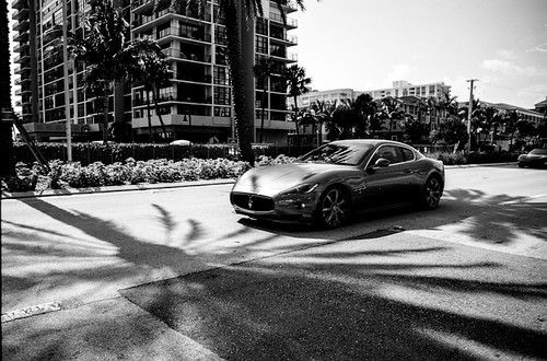Maserati in the Palm by Kasper83