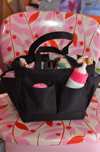 Dolly Diaper Bag