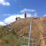 Leon Keeney on the Cliffhanger