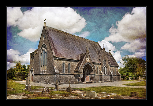 St John the Baptist Church Eyrecourt