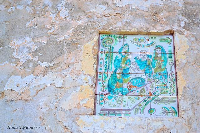 Mosaico de El Calvario