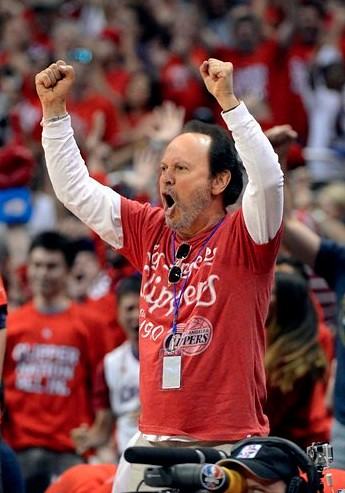 Billy Crystal Los Angeles Clippers T Shirt