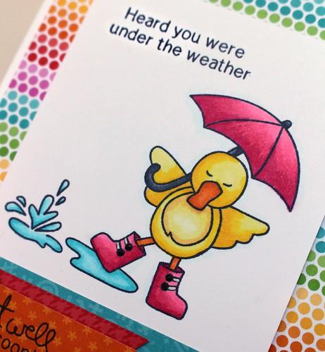 Duck Card 2