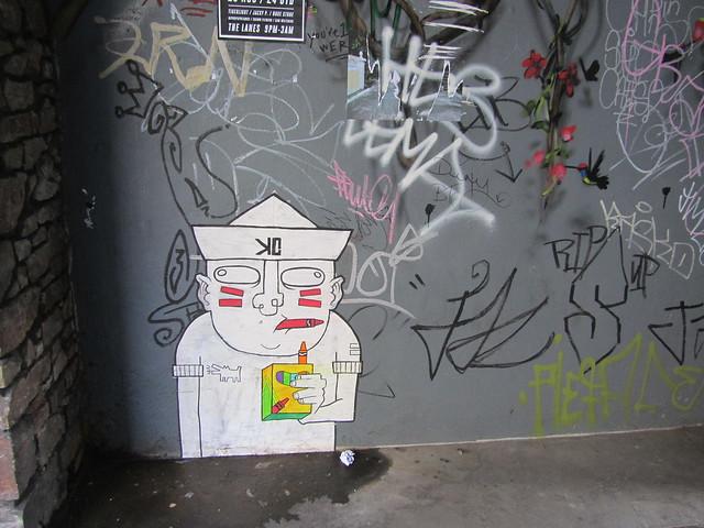 Crayon guy