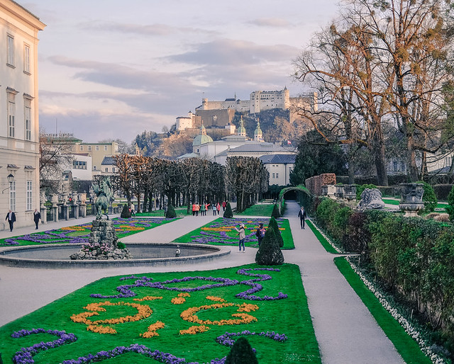 4 Things to do in Salzburg!