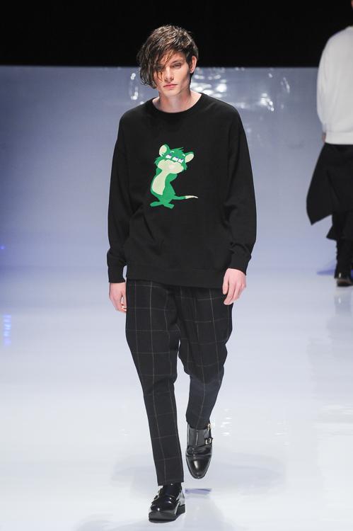 FW14 Tokyo KIDILL012(Fashion Press)