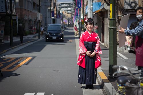 Yuko sotsugyoushiki
