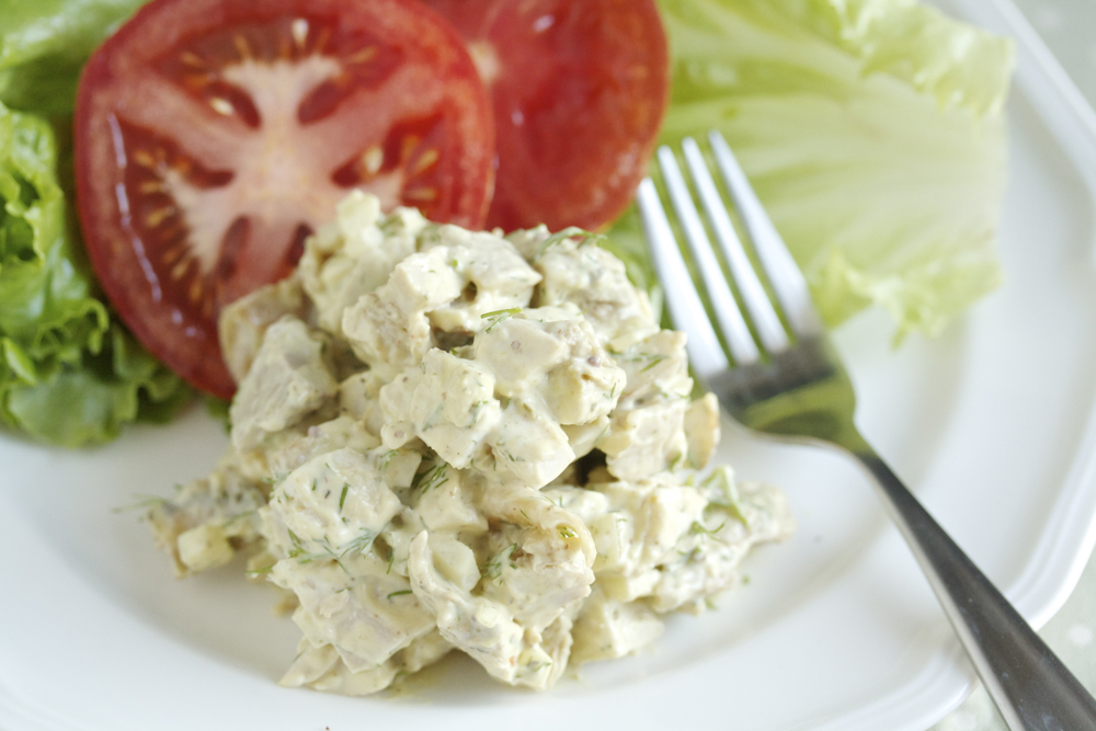 Chicken Salad side - rtdbrowning7
