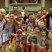 lnpfoto posted a photo:	Foto Bruni 13.04.14 Basket Adecco Gold:ACEGAS TRIESTE-FORLI'