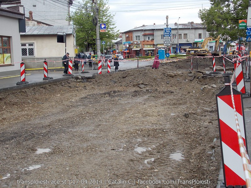 Traseul 101, etapa II: Intersecție Candiano Popescu ( zona BCR ) - Gara de Sud 13892626446_b83d8caa0d_c