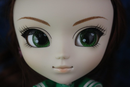 Sailor Jupiter Face Up